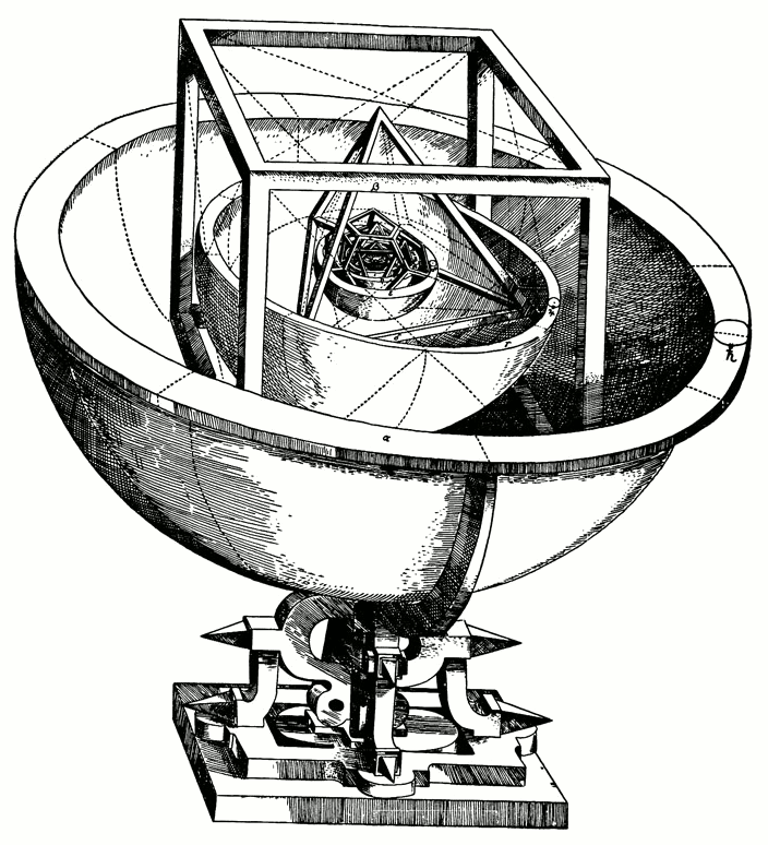 kepler u2019s divine geometry