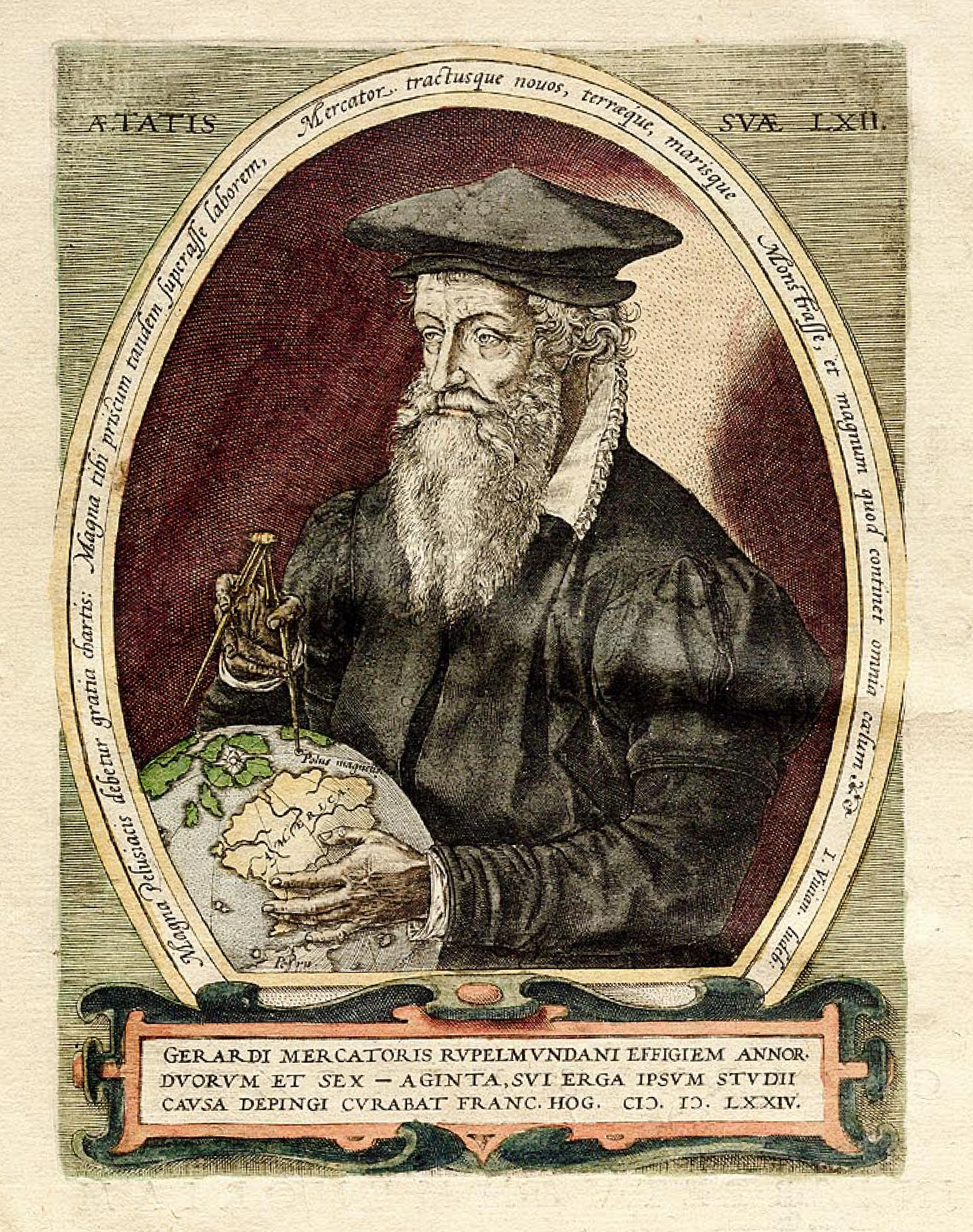 a biography of gerardus mercator a german cartographer Division for late medieval and reformation studies - dlmrs 107 likes the division for late medieval and reformation studies at the university of.