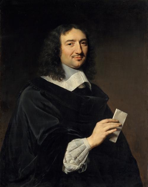 Colbert 1666 Philippe de Champaigne