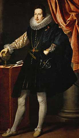 Cosimo II de Medici  Justus Sustermans