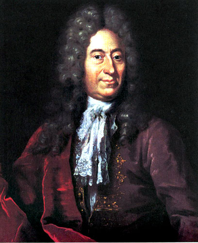 Ole Rømer by Jacob Coning c.1700