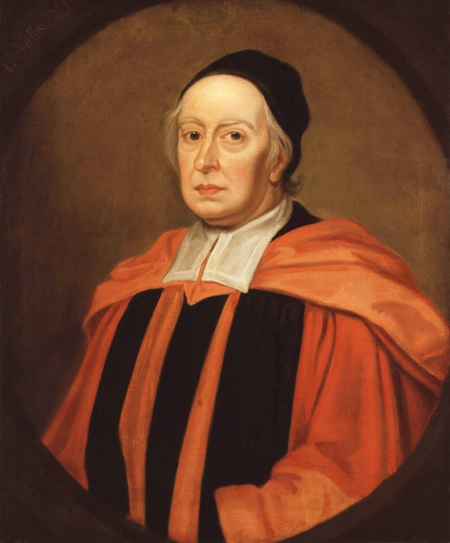 John Wallis by Sir Godfrey Kneller