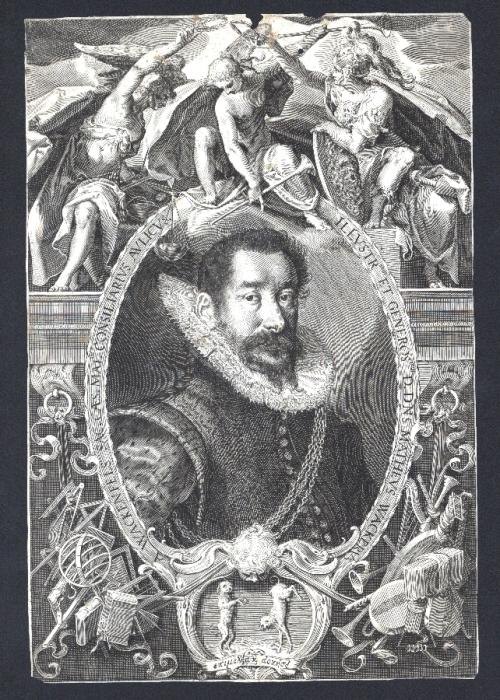 Wacker von Wackenfels Aegidius Sadeler
