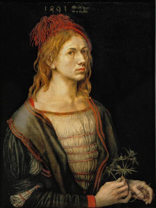 Albrecht Dürer Self Portrait