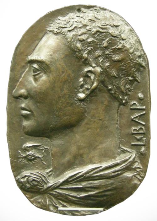 Leon Battista Alberti  Artist unknown