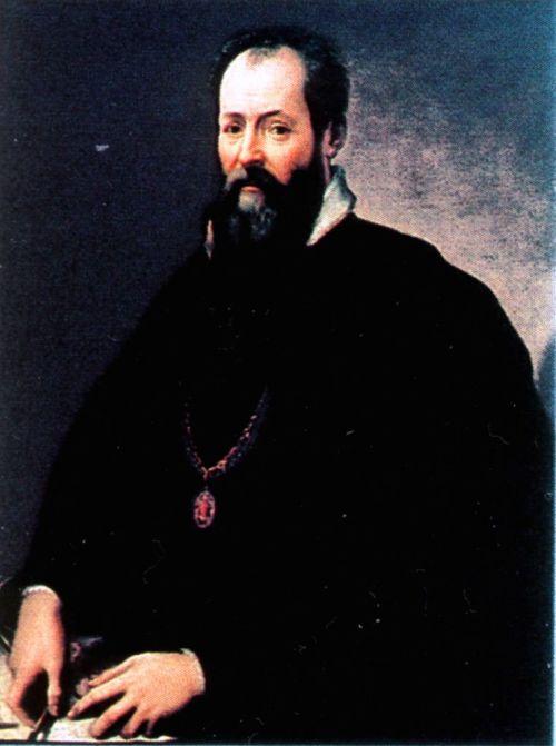 Giorgio Vasari Self Portrait
