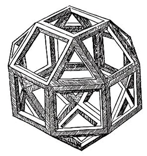 Leonardo Polyhedra