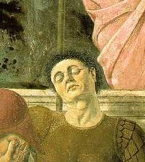 Piero della Francesca Self Portrait