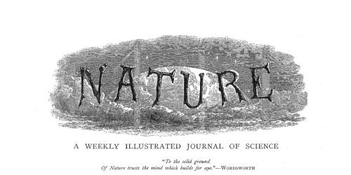Nature Masthead
