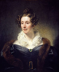 Mary Somerville by Thomas Phillips