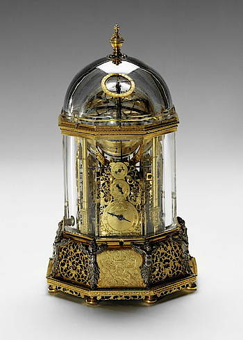 Bürgi Quartz Clock 1622-27 Source: Swiss Physical Society