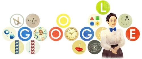 Emmy Google Doodle