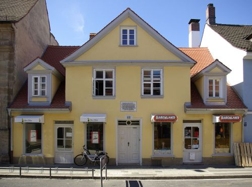 The Ohm House, Fahrstraße 11, Erlangen Source: Wikimedia Commons