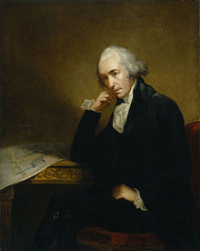 Portrait of James Watt (1736–1819) by Carl Frederik von Breda Source: Wikimedia Commons