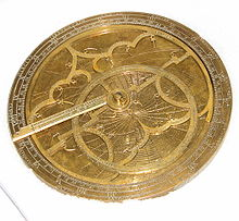 Hartmann Astrolabe Yale Source: Wikimedia Commons