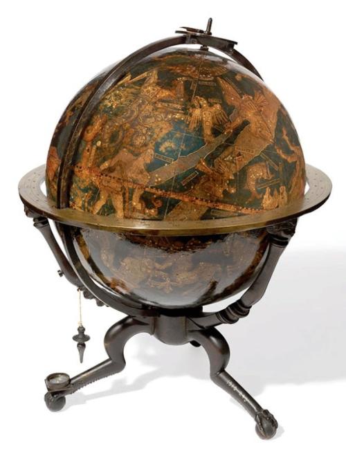 Schöner Celestial Globe 1535 Source: Science Museum London