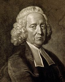 Stephen Hales, aged 82, by J.McArdell after T. Hudson Source: Wikimedia Commons