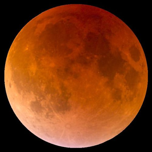 Total Lunar Eclipse 27 September 2015 Source: Wikimedia Commons