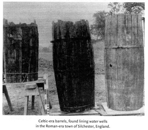 Source: Wood, Whiskey and Wine: A History of Barrels by Henry H. Work