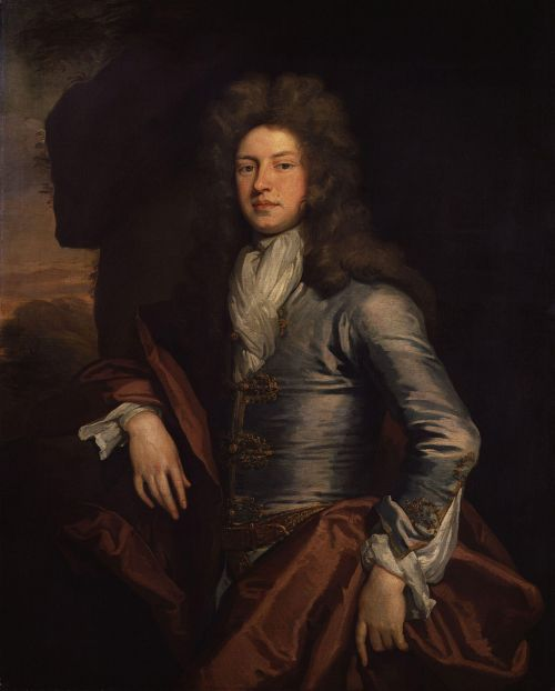 Charles Montagu, 1st Earl of Halifax by Sir Godfrey Kneller (NPG) Source: Wikimedia Commons