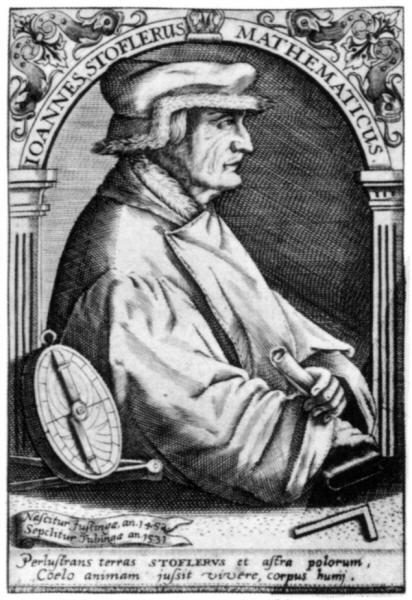 Johannes Stöffler Source Wikimedia Commons