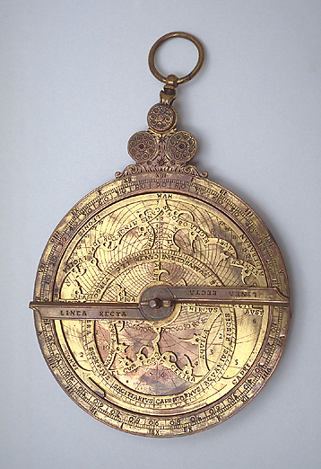 Hartmann Serial Production Astrolabe Source: Museum Boerhaave