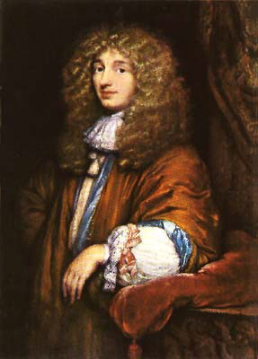 Christiaan Huygens by Caspar Netscher, Museum Hofwijck, Voorburg Source: Wikimedia Commons
