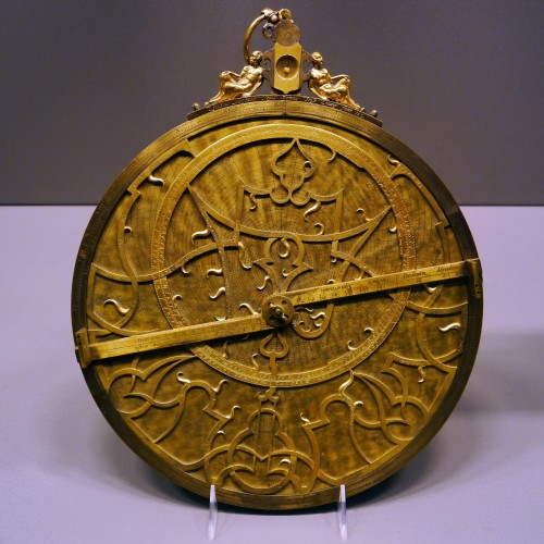Astrolabe Renners Arsenius 1569 Source: Wikimedia Commons