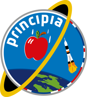 Tim Peake's Mission Logo
