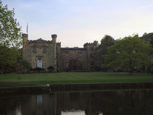 Towneley Hall Source: Wikimedia Commons