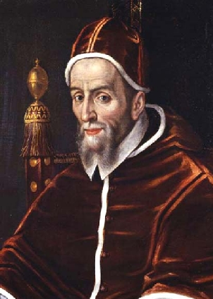 Pope Urban VII – Pope for Twelve Days Source: Wikimedia Commons