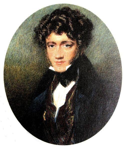 ohn Frederick William Herschel by Alfred Edward Chalon 1829 Source: Wikimedia Commons