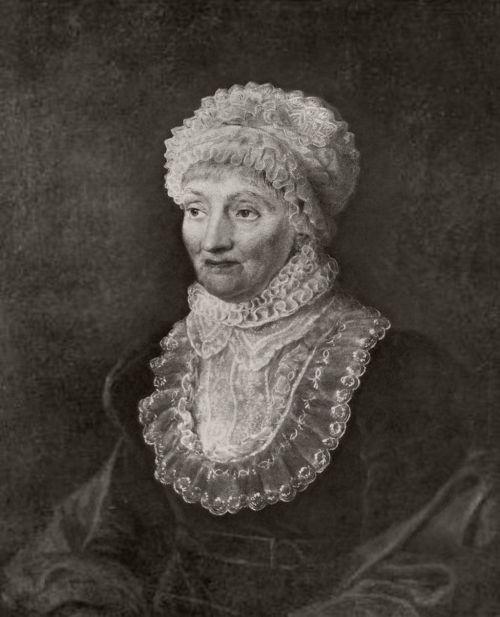 Caroline Herschel Source: Wikimedia Commons