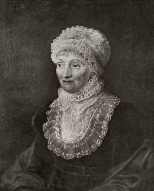 Caroline Herschel Source: Wikimedia Commons