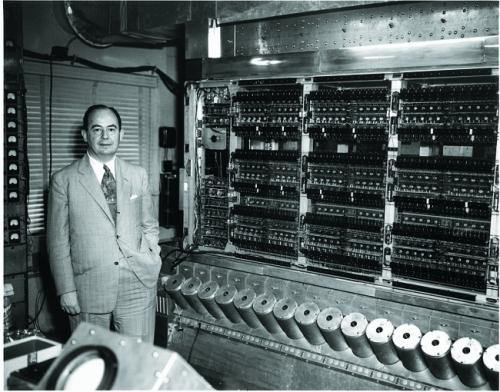 John von Neumann and the Harvard Mark I Source