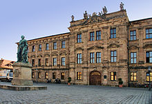 Schloss Erlangen (university Administration) Source: Wikimedia Commons