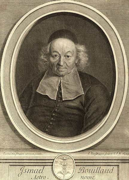 Ismaël Boulliau  Source: Wikimedia Commons