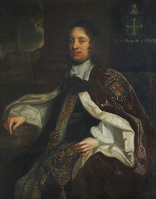 Greenhill, John; Seth Ward (1617-1689), Savilian Professor of Astronomy, Oxford (1649-1660) Source: Wikimedia Commons