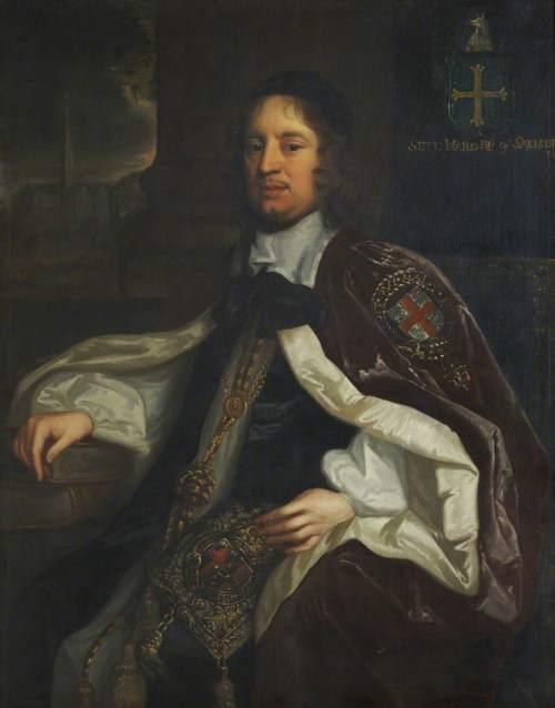 Greenhill, John; Seth Ward (1617-1689), Savilian Professor of Astronomy, Oxford (1649-1660) Source: Wikimedia Commons
