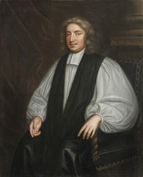 Greenhill, John; John Wilkins (1614-1672), Warden (1648-1659); Wadham College, University of Oxford;