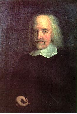 Thomas Hobbes Artist unknown