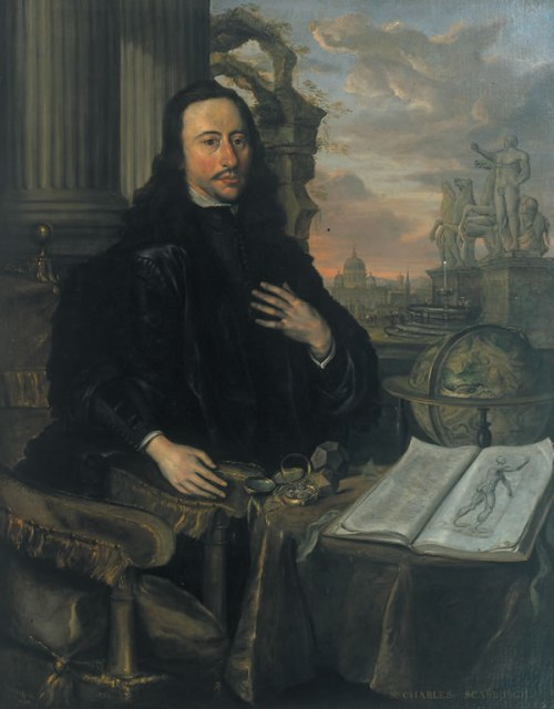 Sir Charles Scarborough Jean Demetrius (attributed to) Royal College of Physicians, London Source: Wikimedia Commons