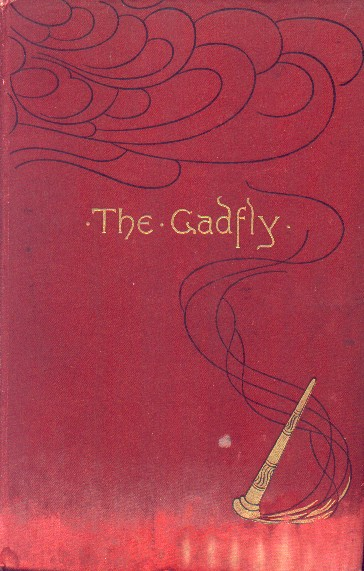 Cover of the first publication of E. L. Vojnich's novel «The Gadfly» Source: Wikimedia Commons