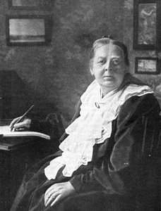 Mary Everest Boole Source: Wikimedia Commons