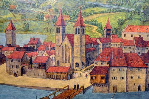 Altartafeln_von_Hans_Leu_d.Ä._(Haus_zum_Rech)_-_linkes_Limmatufer_-_Münsterhof-Fraumünster-Kratzquartier_2013-04-03_16-21-00