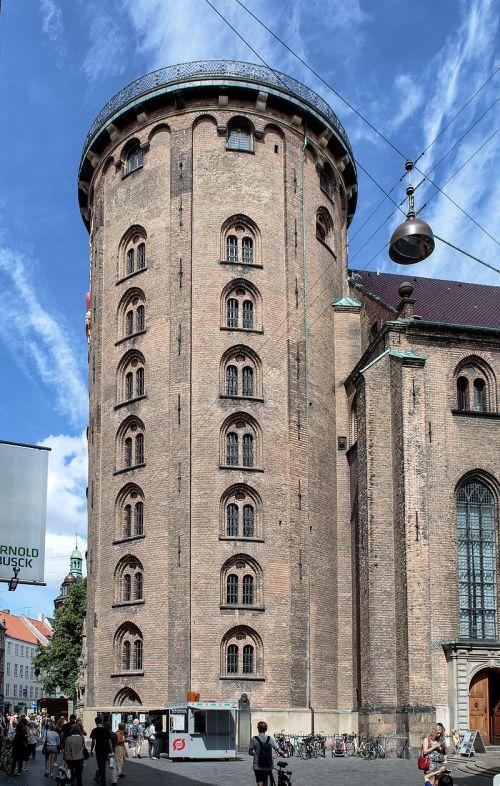 Copenhagen_-_Rundetårn_-_2013