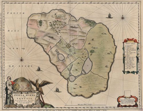 Map_of_Hven_from_copper_etching_of_Blaeu_Atlas_1663