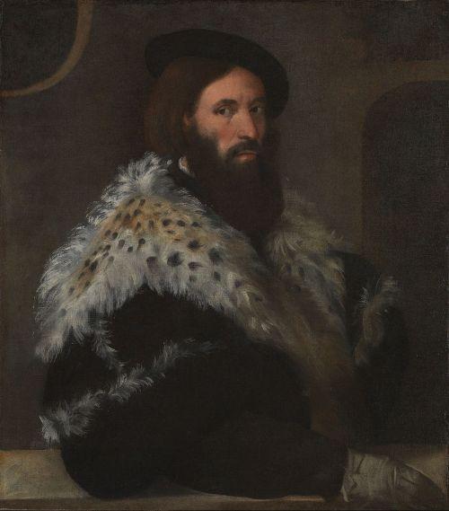 Titian_Girolamo_Fracastoro