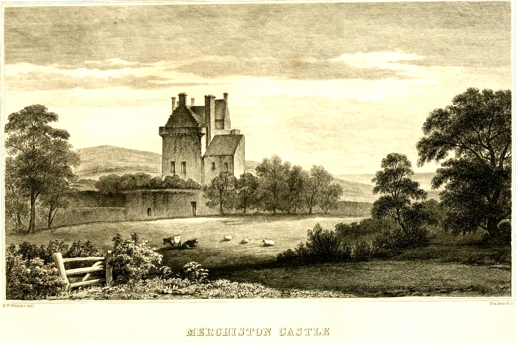 Merchiston_castle