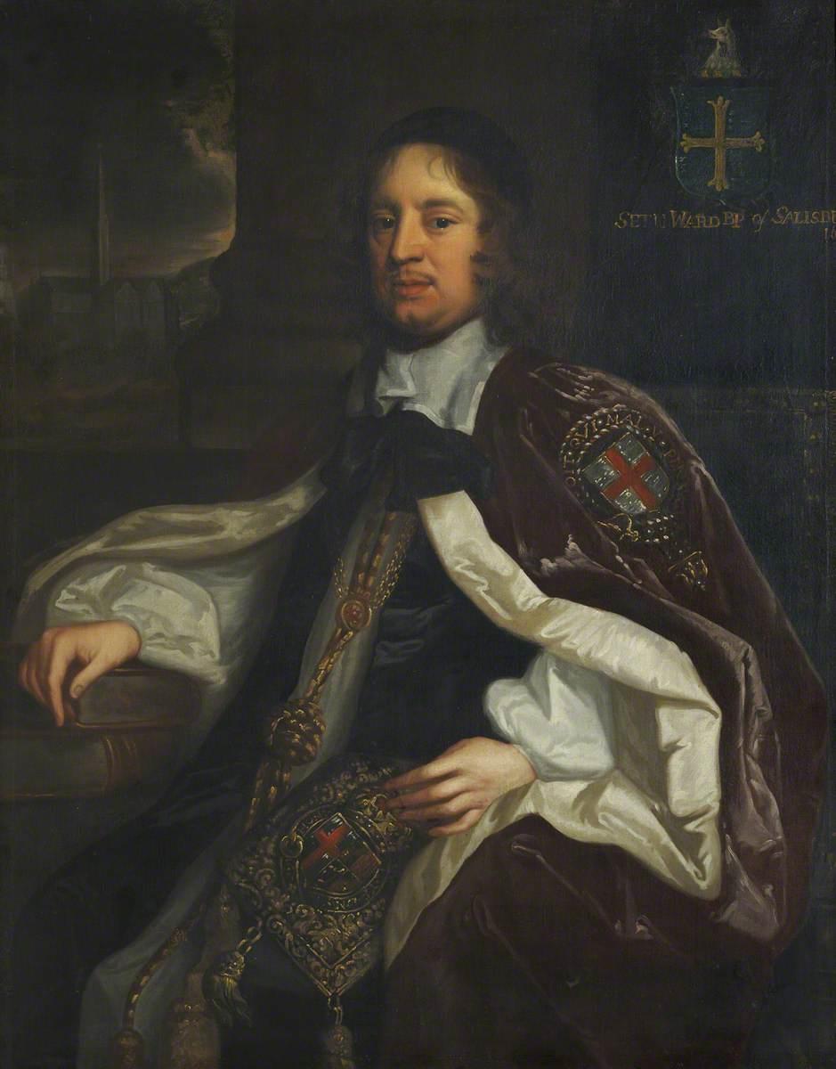 Greenhill, John, c.1649-1676; Seth Ward (1617-1689), Savilian Professor of Astronomy, Oxford (1649-1660), Bishop of Exeter and Salisbury